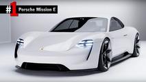 Top 5 Porsche concept-cars