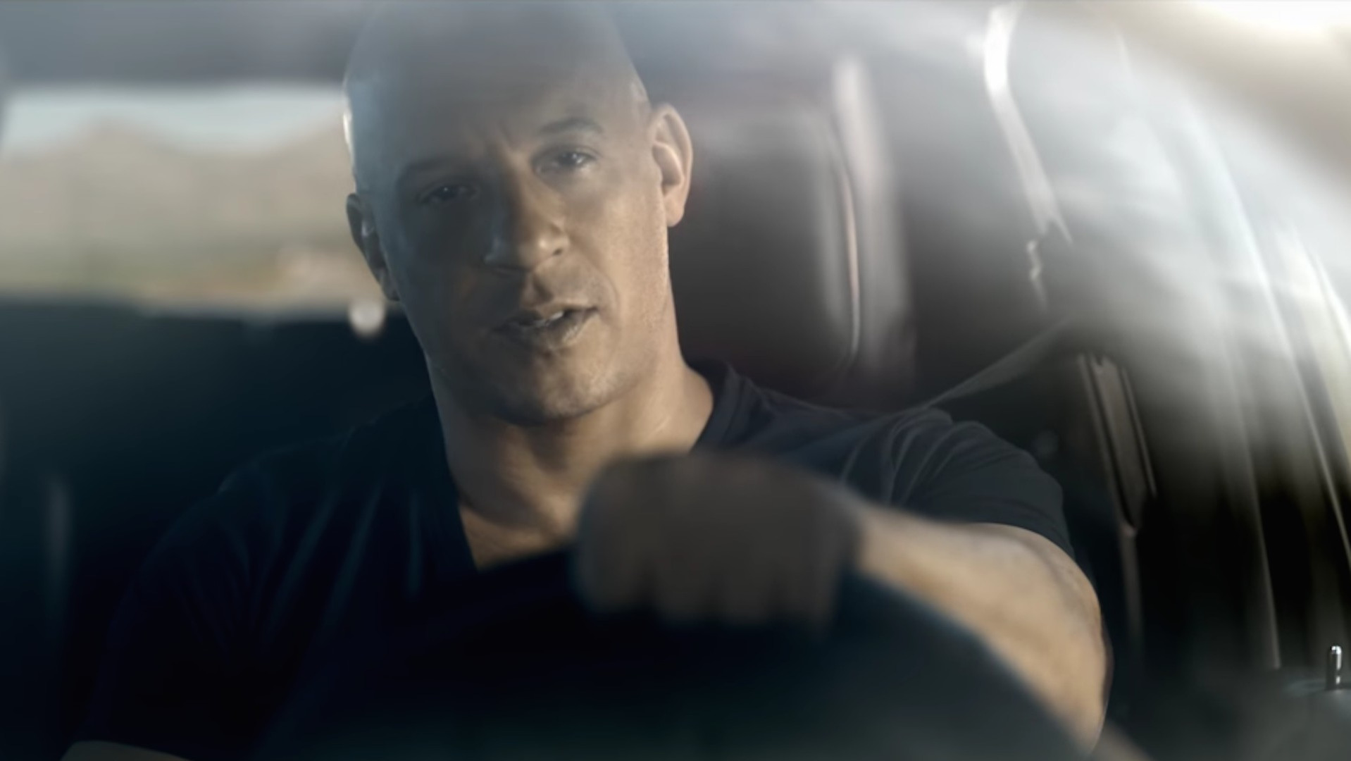 Challenger Srt Hellcat >> Vin Diesel Flexes His Muscle In New Dodge SRT Commercials