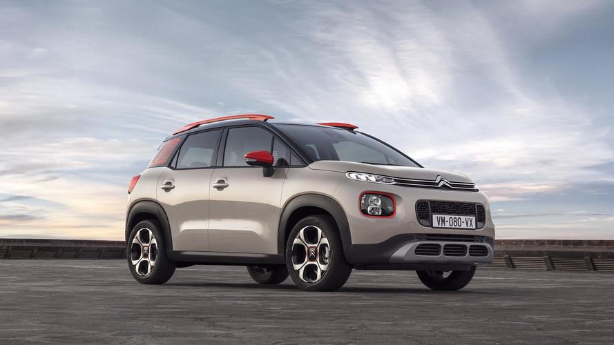 Nouveau Citroën C3 Aircross - Les chevrons en conquête