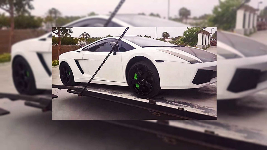 Guy Buys Gallardo Sight Unseen For $85K, Gets Trashed Car