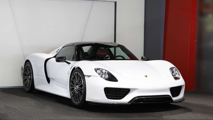 You Can Still Buy A New Porsche 918 Spyder [61 Photos]