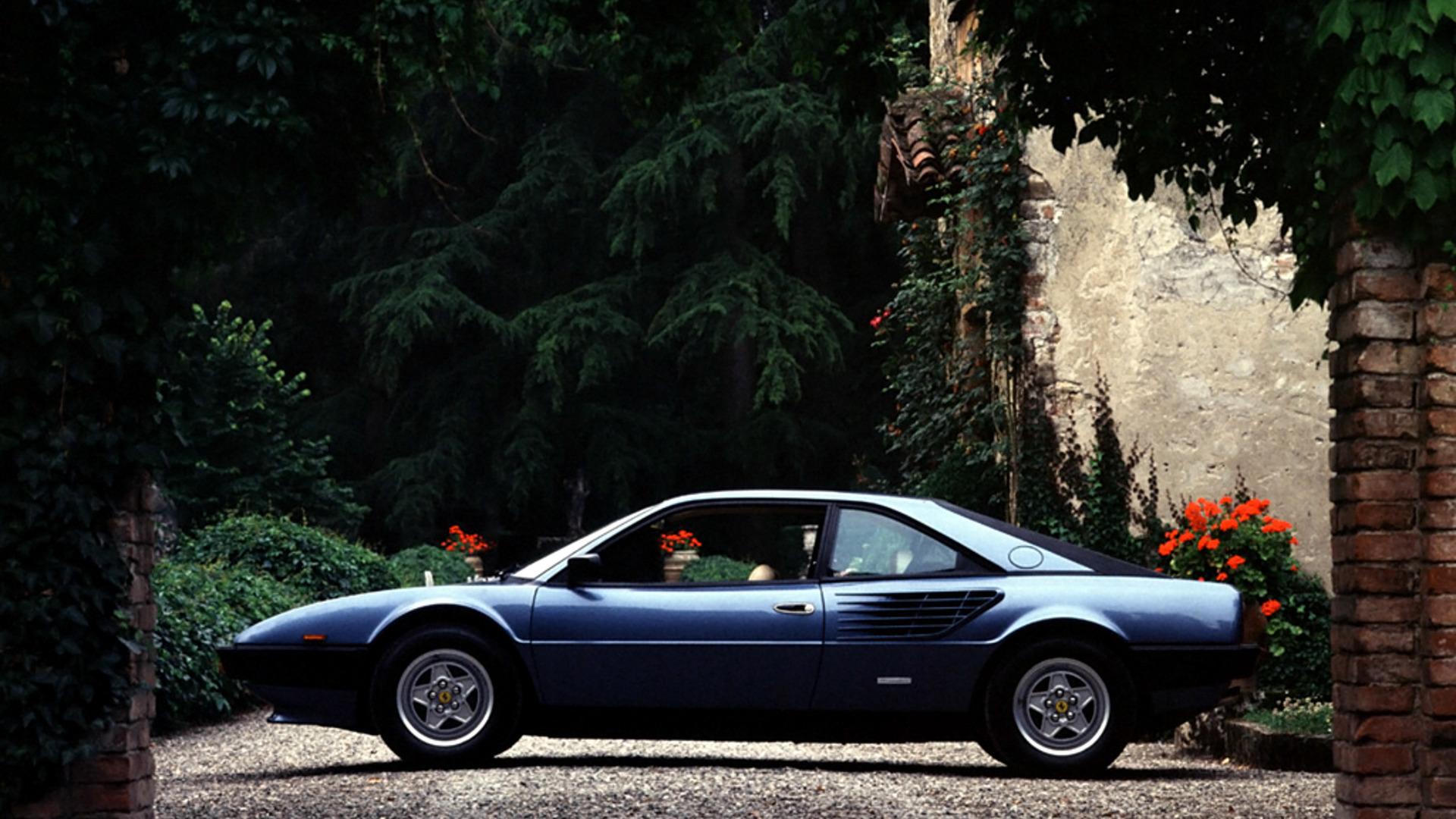 ferrari-mondial-8 Remarkable Ferrari Mondial Rear Window Motor Cars Trend