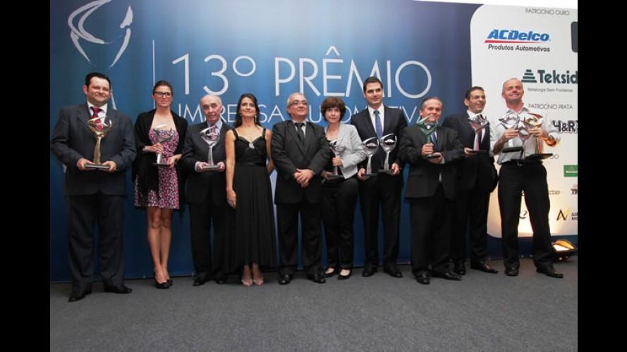 Prêmio Abiauto: Confira todos os vencedores em todas as categorias