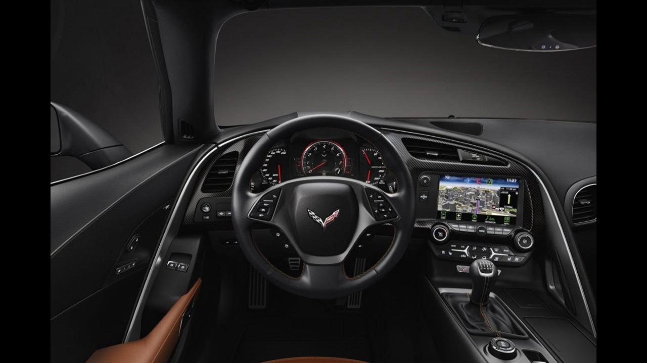 Oficial: Novo Chevrolet Corvette C7 2014 - Veja fotos