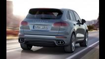 Porsche confirma Cayenne reestilizado no Salão do Automóvel