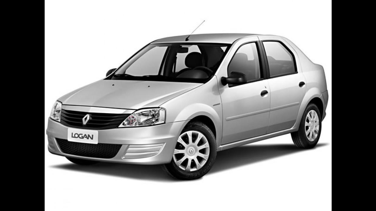 Renault anuncia Recall para Sandero, Sandero Stepway e Logan modelos 2012
