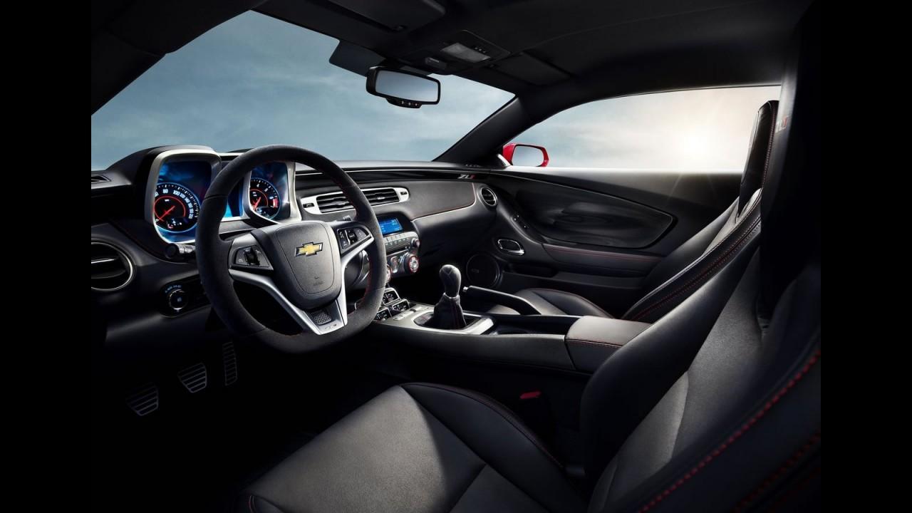 Chevrolet Camaro ZL1 2012 começa a ser produzido no Canadá