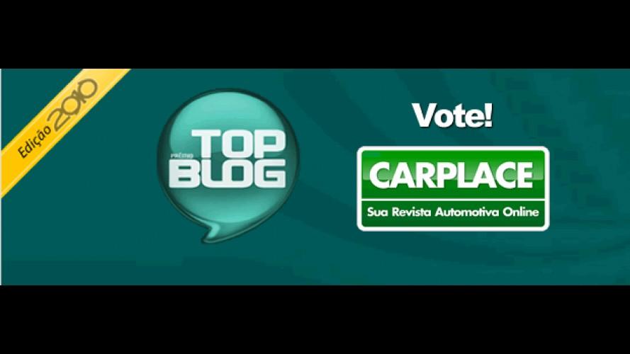 Vote no CARPLACE no Prêmio TopBlog