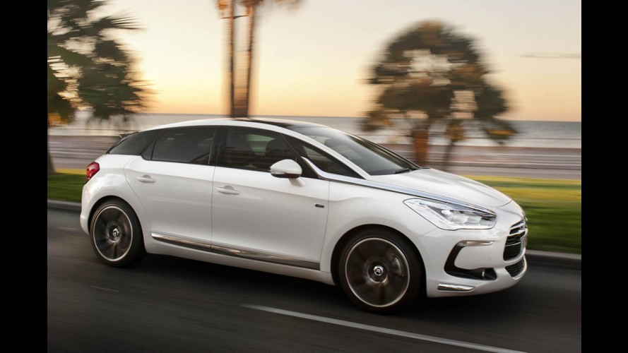 Citroën DS5 será lançado na semana que vem com preço sugerido de R$ 124.900