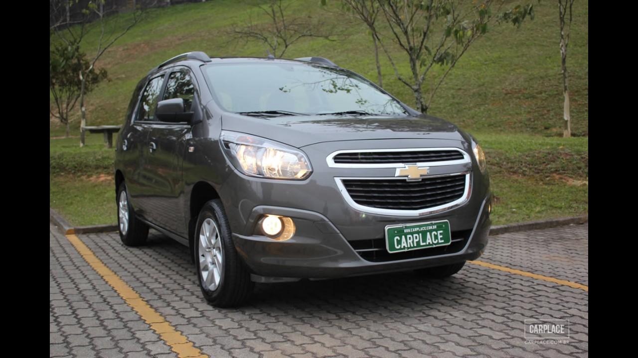 Conheça a verdade por trás do número de emplacamentos da Chevrolet Zafira na 1ª semana de agosto
