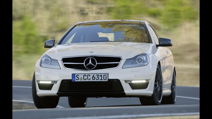 Mercedes ultrapassa 1 milhão de unidades vendidas em 2011