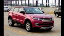 Landwind X7, cópia barata do Evoque, custará o equivalente a R$ 48 mil na China