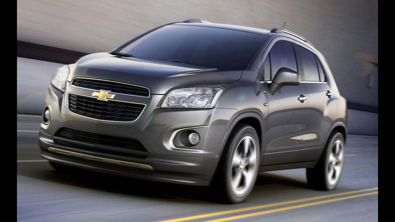 Chevrolet Trax é o novo utilitário global da GM - Modelo pode chegar este ano ao Brasil