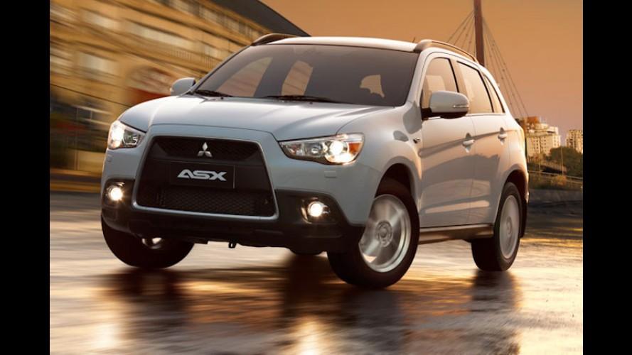 Mitsubishi ASX tem 10 anos de garantia na França