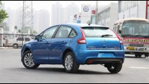 Citroën C4 2012 reestilizado começa chegar nas concessionárias da China