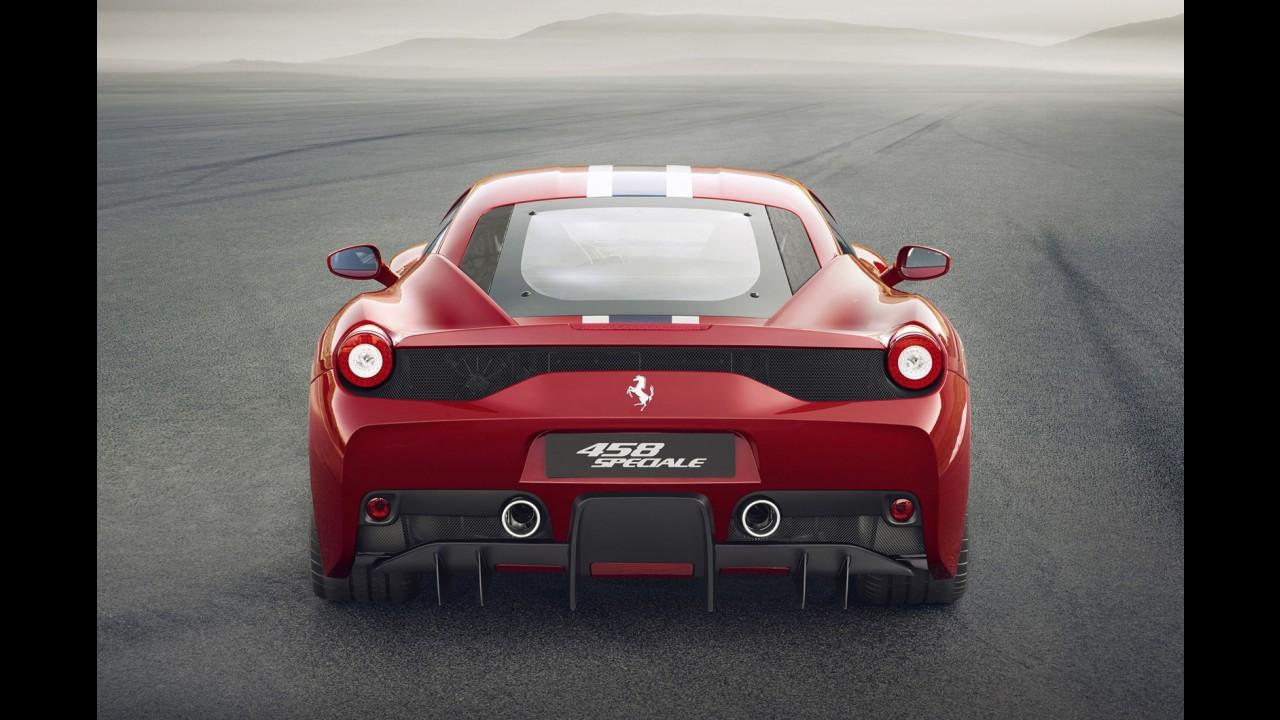 Ferrari 458 Speciale está disponível no Brasil pela bagatela de R$ 2,3 milhões