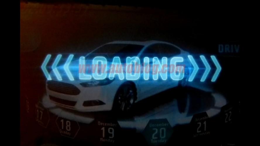 SEGREDO: Assim deverá ser o novo Ford Fusion 2013