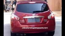 Novo Nissan Tiida 2012: Foto revela a nova traseira