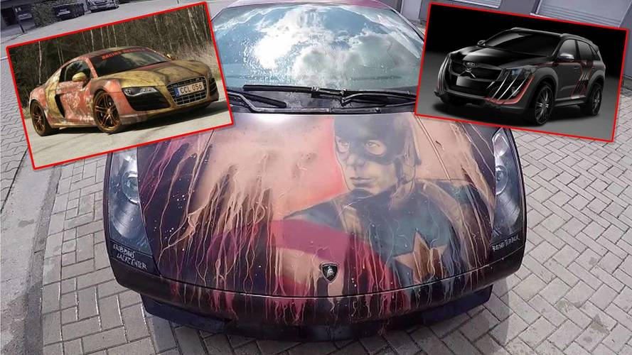 14 Super Hero Cars That Will Drive You To Avengers: Infinity War