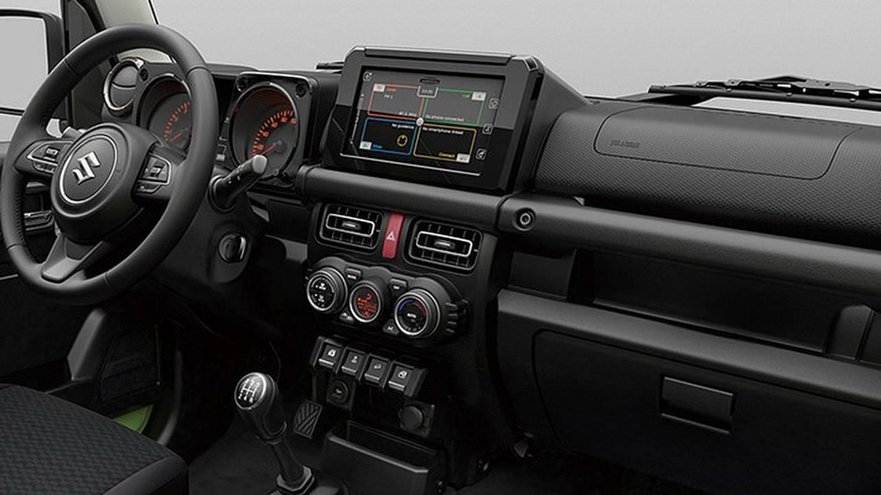 2019 Super Cars >> 2019 Suzuki Jimny official image | Motor1.com Photos