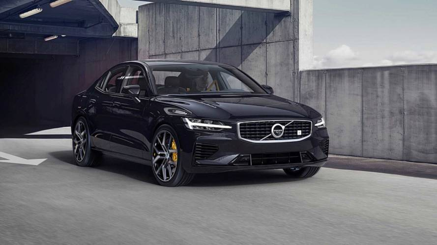 La Volvo S60 se dévoile, produite aux États-Unis