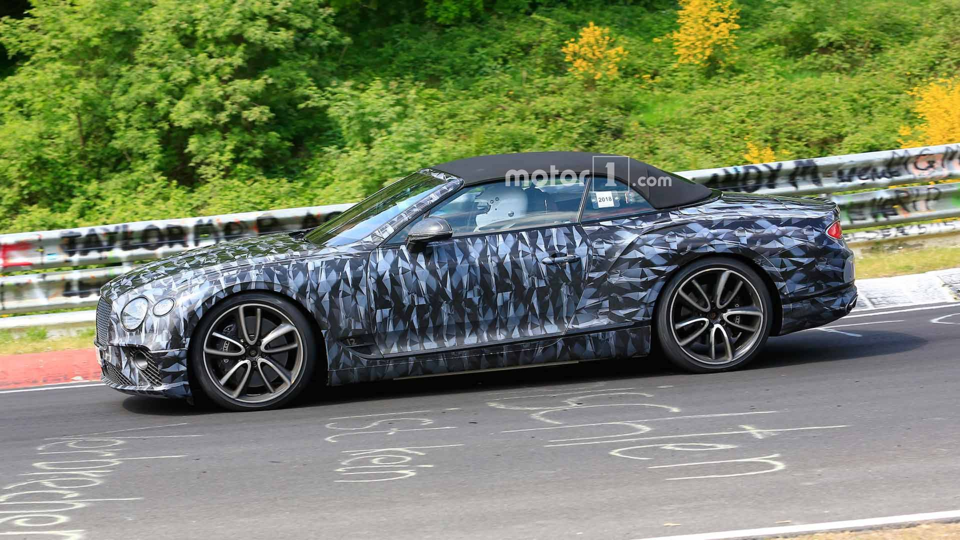 2017 - [Bentley] Continental GT - Page 6 Bentley-continental-gtc-spy-shots