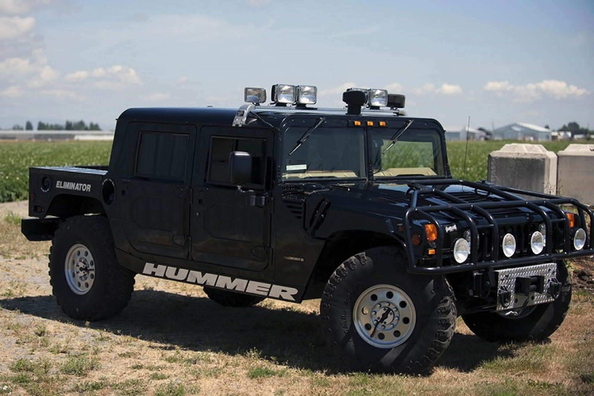 Tupac Shakur S 1996 Hummer H1 Is For Sale