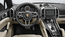 2016 Porsche Cayenne with latest PCM