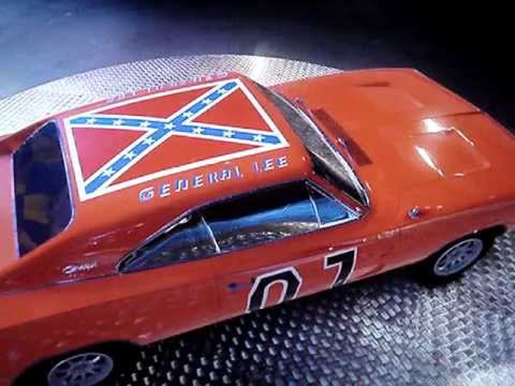 Forza 4 General Lee Vinyl Designs Dodge Charger R/T