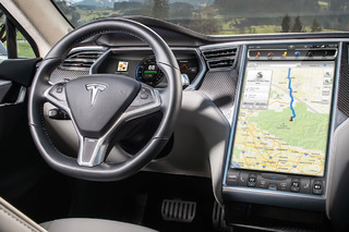 Tesla Model S Becomes Almost-Autonomous, Records Driver Data [w/Video]