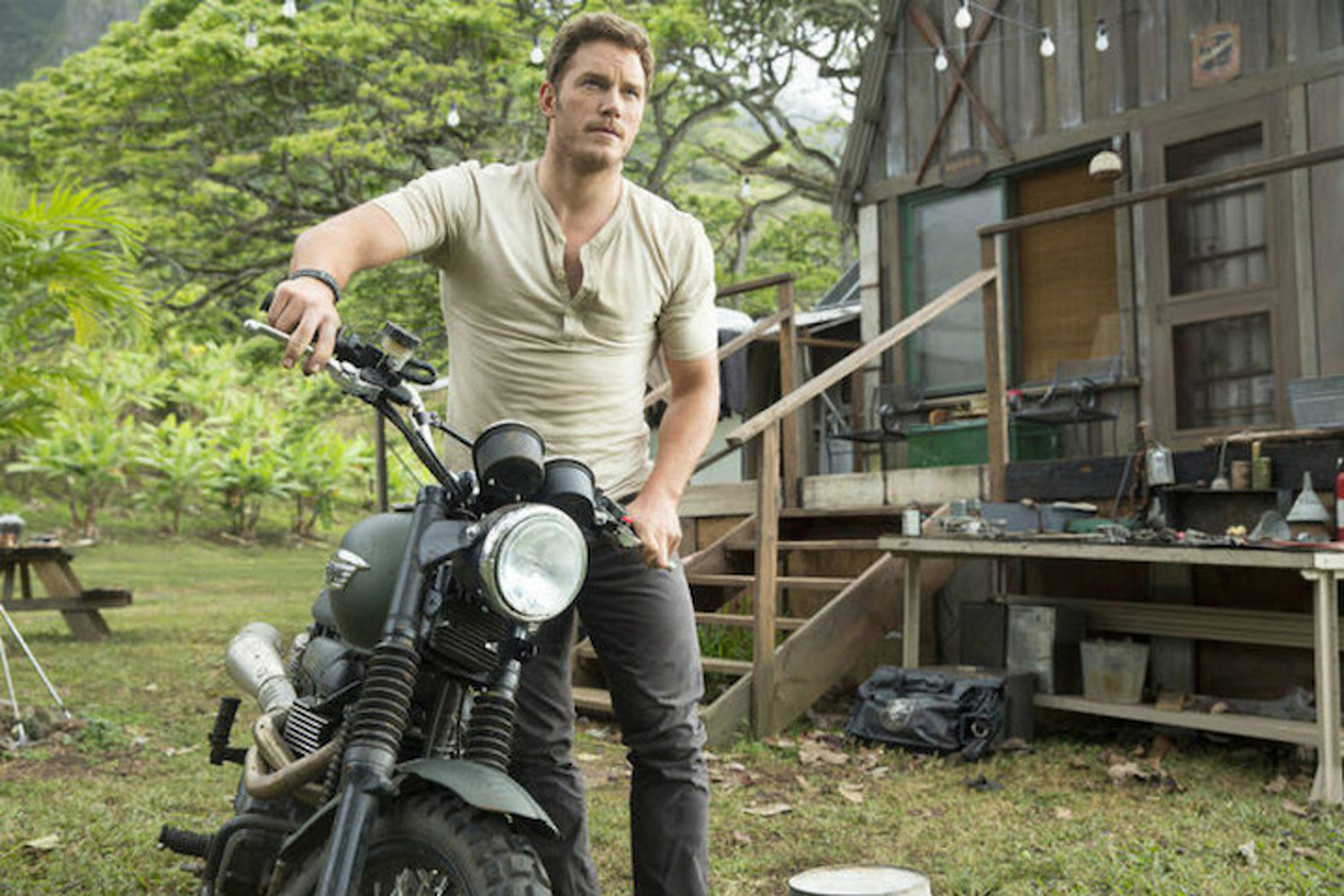 Buy Chris Pratt's 'Jurassic World' Triumph and Rule the Raptors