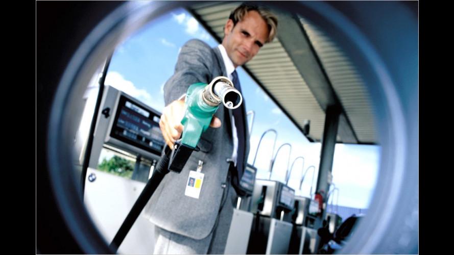 Klirrende Kälte lässt Diesel erstarren