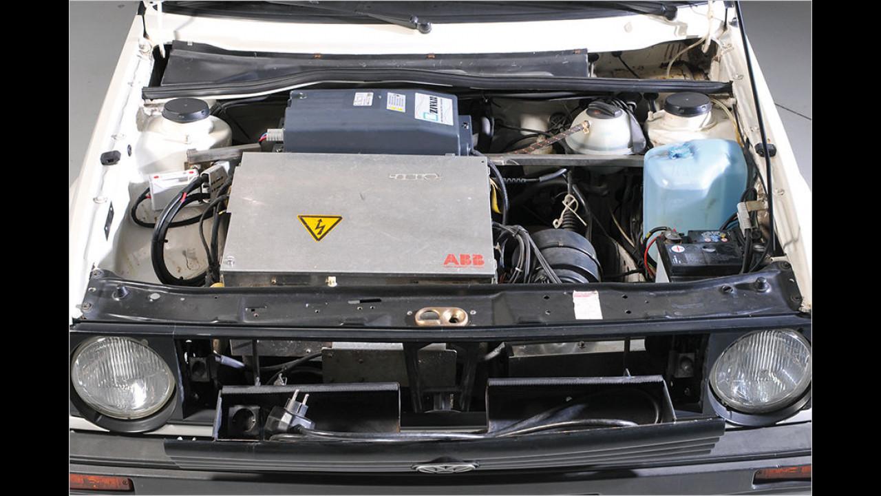 VW Golf CitySTROMer