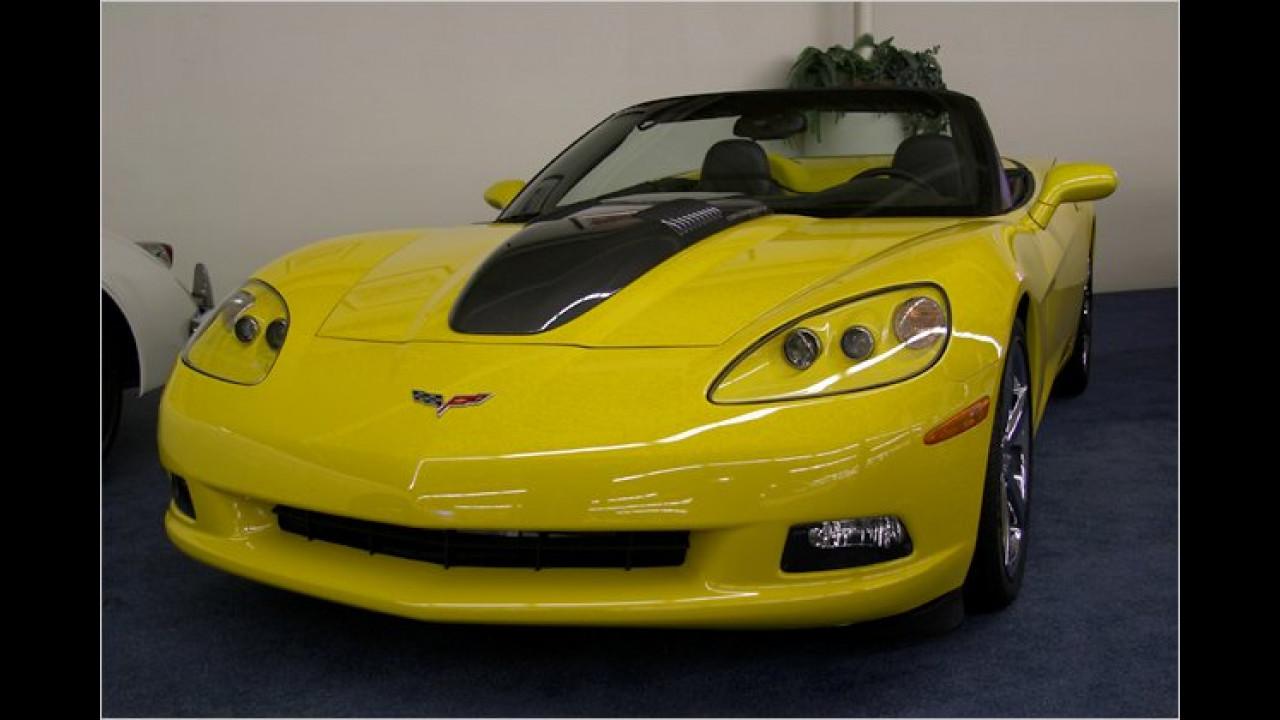 2008 Chevrolet Callaway Corvette