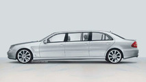 Lorinser Mercedes E-Class Sedan Long Version