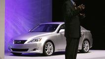 2006 Lexus IS 350 Luxury Sport Sedan