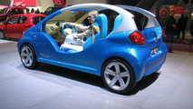 Toyota AYGO for Sports at Geneva
