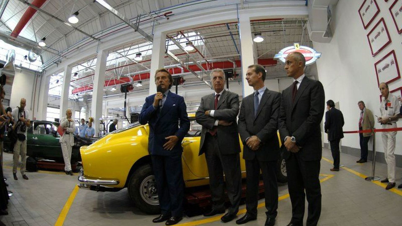 New Ferrari Classiche Division Headquarters