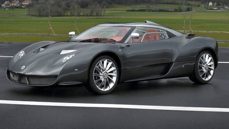 Spyker CEO confirms new C12 & four-door model