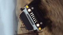 Hummer H3 in the SUV Vertigo Ad