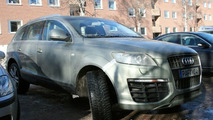 SPY PHOTOS: New Audi RS Models - Q7