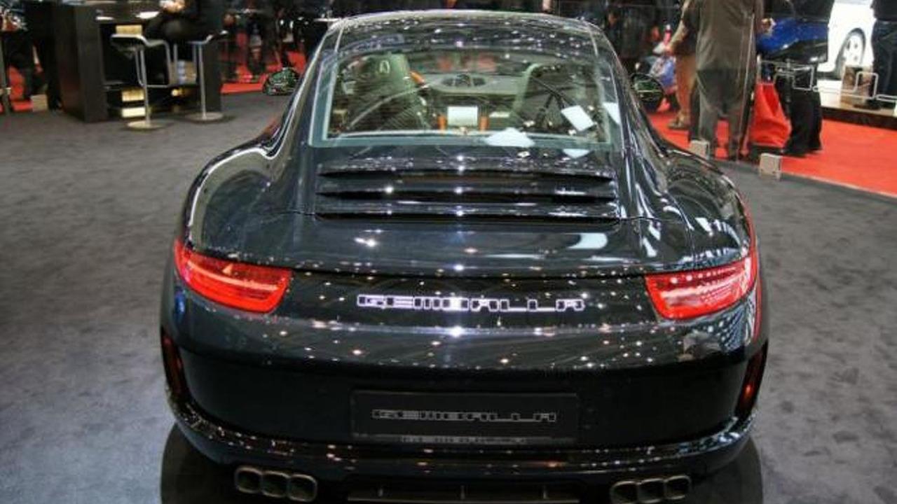 Gemballa GT package for Porsche 991 Carrera, 600, 07.03.2012
