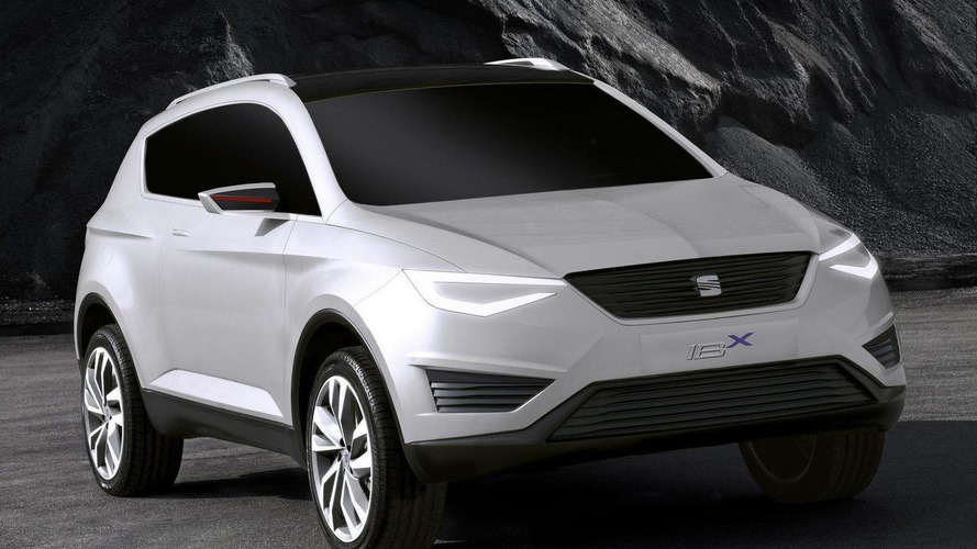 SEAT confirms subcompact crossover for 2017