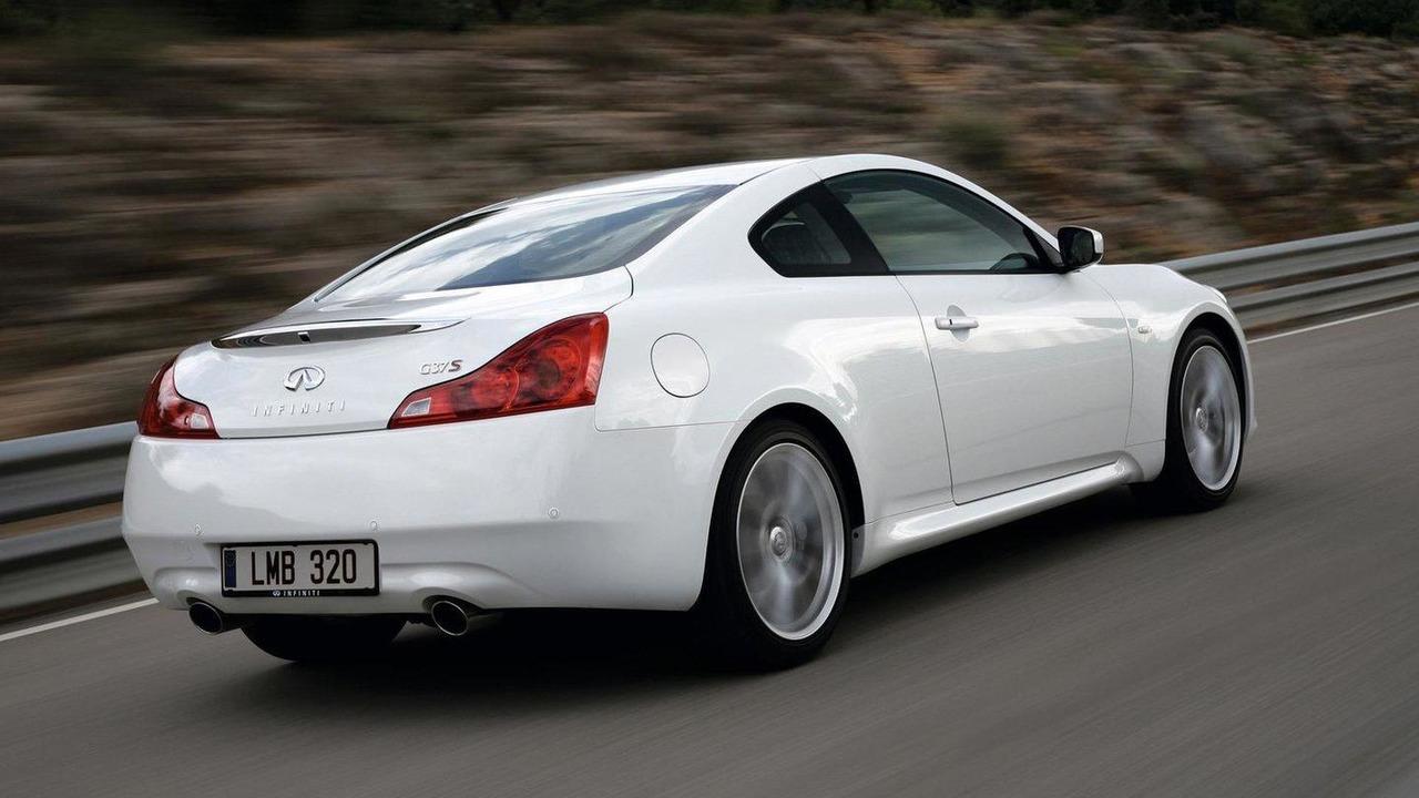 Infiniti G Coupe 12.04.2012