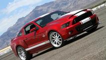 2013 Shelby GT500 Super Snake - 18.9.2012
