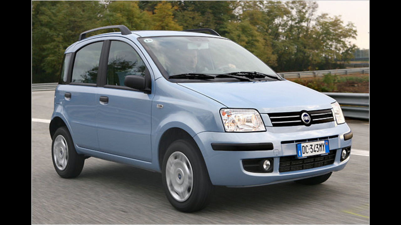 Fiat Panda 1.2 8V Natural Power Panda Panda
