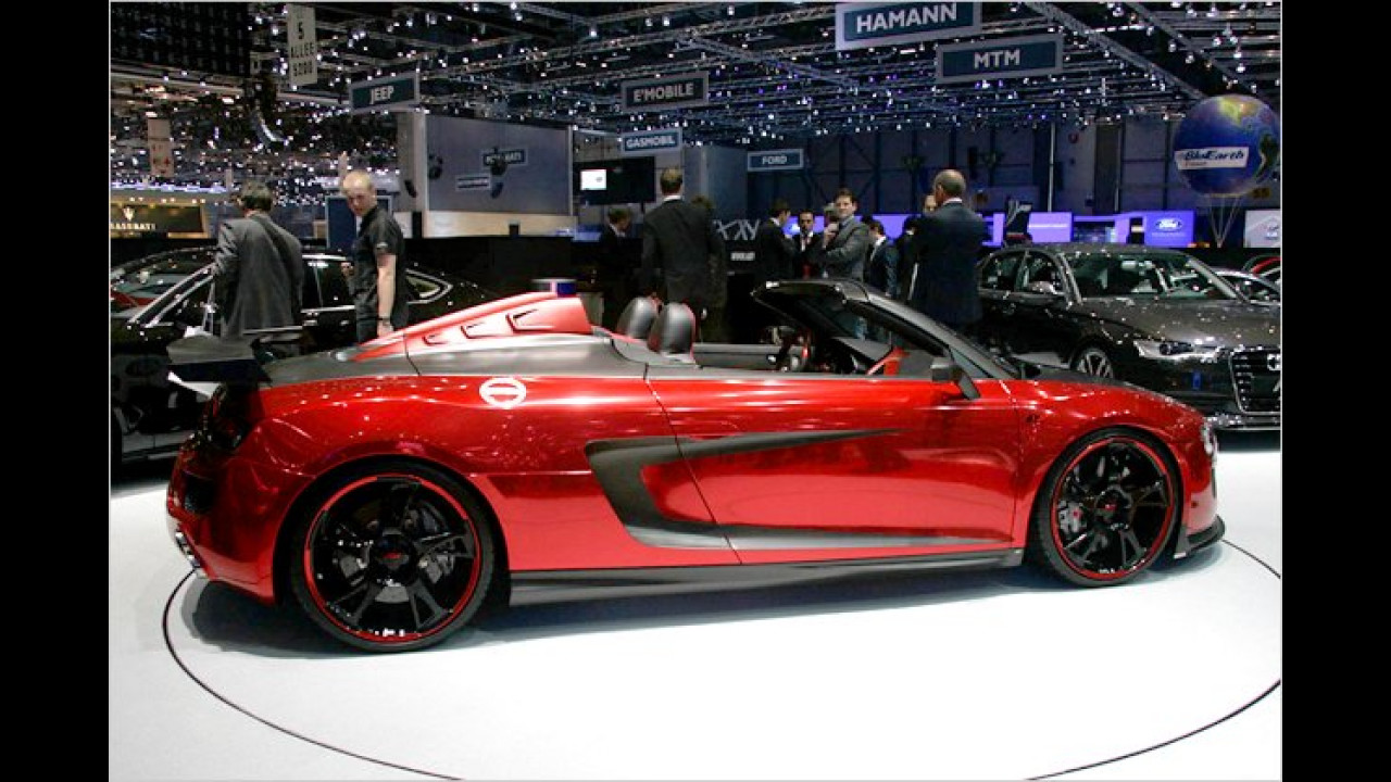 Roter Renner R8 GT S