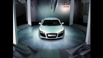 Audi R8: un tripudio di LED