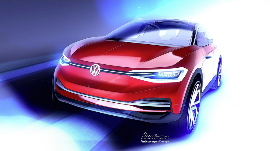 Rehashed VW I.D. Crozz Concept Teased For Frankfurt [UPDATED]