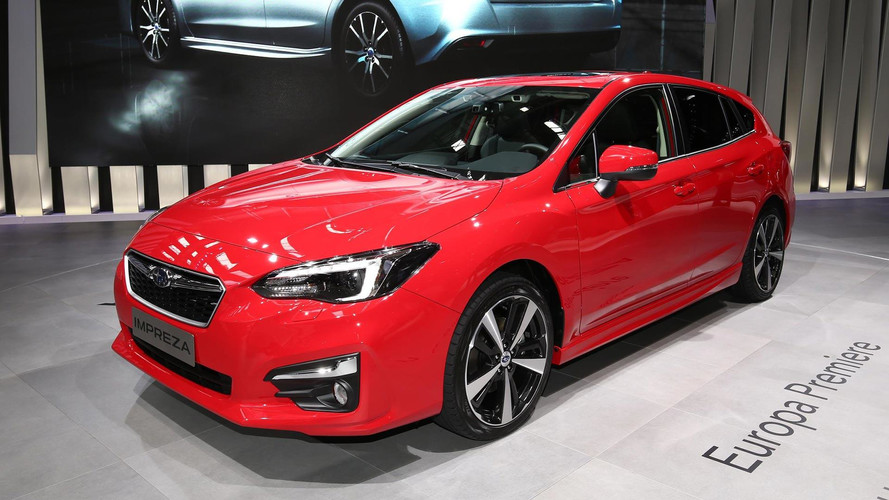 2018 subaru impreza hatchback photos. Black Bedroom Furniture Sets. Home Design Ideas